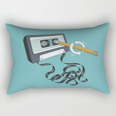 Back in the Day Rectangular Pillow