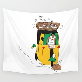 SOLD! Auto India Wall Tapestry