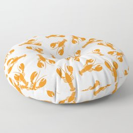 Cute Lobster Floor Pillow