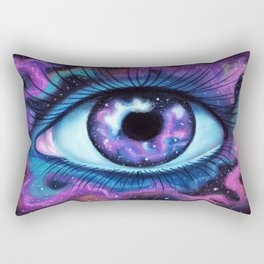 We Are All Made Of Stardust Rectangular Pillow
