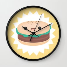 Happy Meal Wall Clock