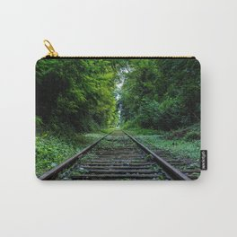 Rail Road Carry-All Pouch
