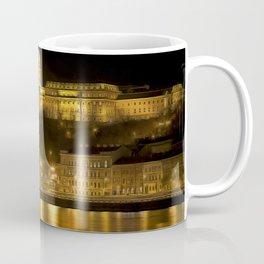 Budapest Golden Night Coffee Mug