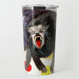 Werewolves with a Twist Travel Mug