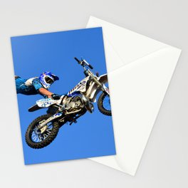 One fast bike Stationery Cards