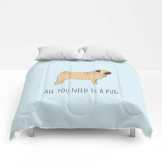 PUG Comforters