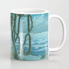 Travel Souvenir Third Collection, Izumo, Hinomisaki - Digital Remastered Edition Coffee Mug