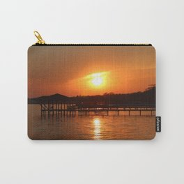 Sunset Over Lake Waccamaw 1 Carry-All Pouch