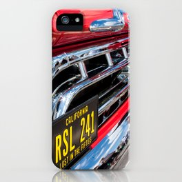 Lost in the Fifties iPhone Case