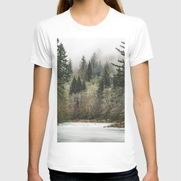 Pacific Northwest Forest River - 24/365 T-shirt