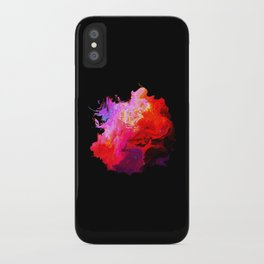 Daze iPhone Case