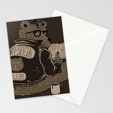 Anti Social Club Stationery Cards