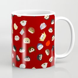 A Mix of Death Notes Coffee Mug