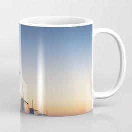 Windmills at Sunrise IV Coffee Mug