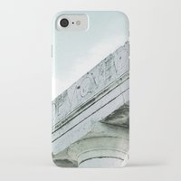 roman iPhone & iPod Cases featuring roman Ruin by Upperleft Studios
