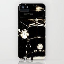 Zeppelin iPhone Case