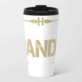 World's Best Grandpa Ever - Cool gift for G-PA Travel Mug
