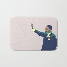 Martin Luther King Bath Mat