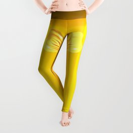 The gratitude plant Leggings