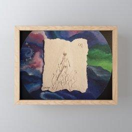 Ascension Framed Mini Art Print