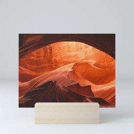 Slot Canyon - Fine Art Photograph Mini Art Print