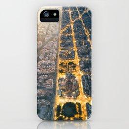 Light & Dark iPhone Case