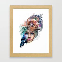 bipolar Framed Art Print