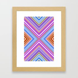 Bit Insignia Framed Art Print