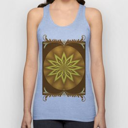 Lucky Star Unisex Tank Top