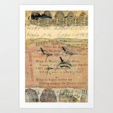 Hope On Art Print