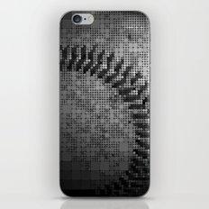 Baseball Deco iPhone & iPod Skin