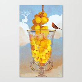 september Canvas Print