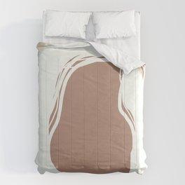 Confidently Quiet Comforters