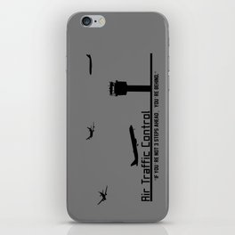 Air Traffic Control iPhone Skin