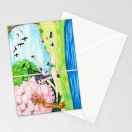 September 2017 Stationery Cards