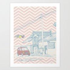 ^^^ Art Print