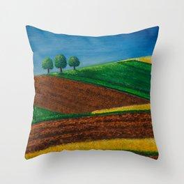 DoroT No. 0006 Throw Pillow