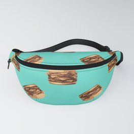 Burguers are delicious Fanny Pack