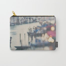 winter in Venice ... Carry-All Pouch