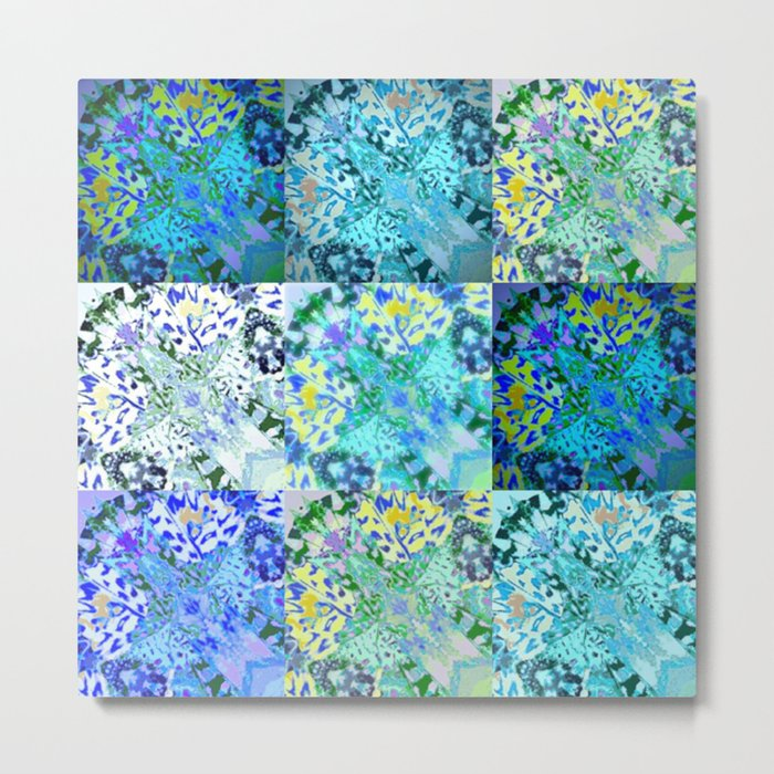 Butterfly Wing Variation Metal Print By Haylar Society6
