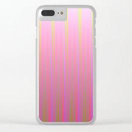 Fade M31 Clear iPhone Case