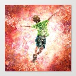 A Joyful Light Canvas Print