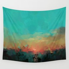 Martinique Wall Tapestry