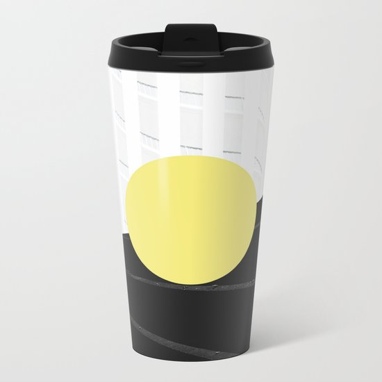 24K Metal Travel Mug
