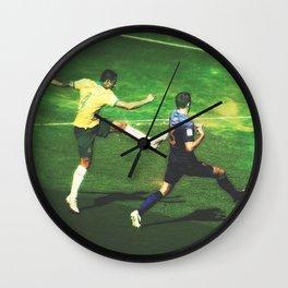 Tim Cahill World Cup Screamer Wall Clock