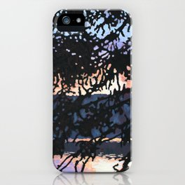 Rosebary Lake, Algonquin Park iPhone Case