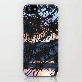 Rosebary Lake, Algonquin Park iPhone Case
