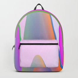 Rounded peaks 2 Backpack