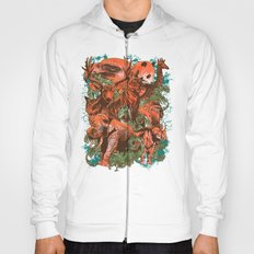 Kingdom Animalia Hoody