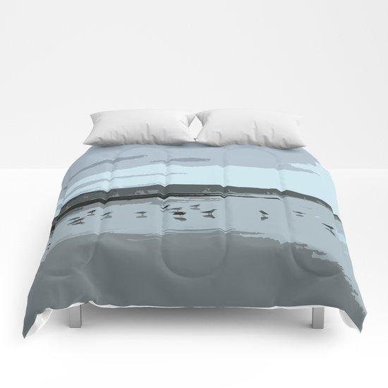 seagulls Comforters
